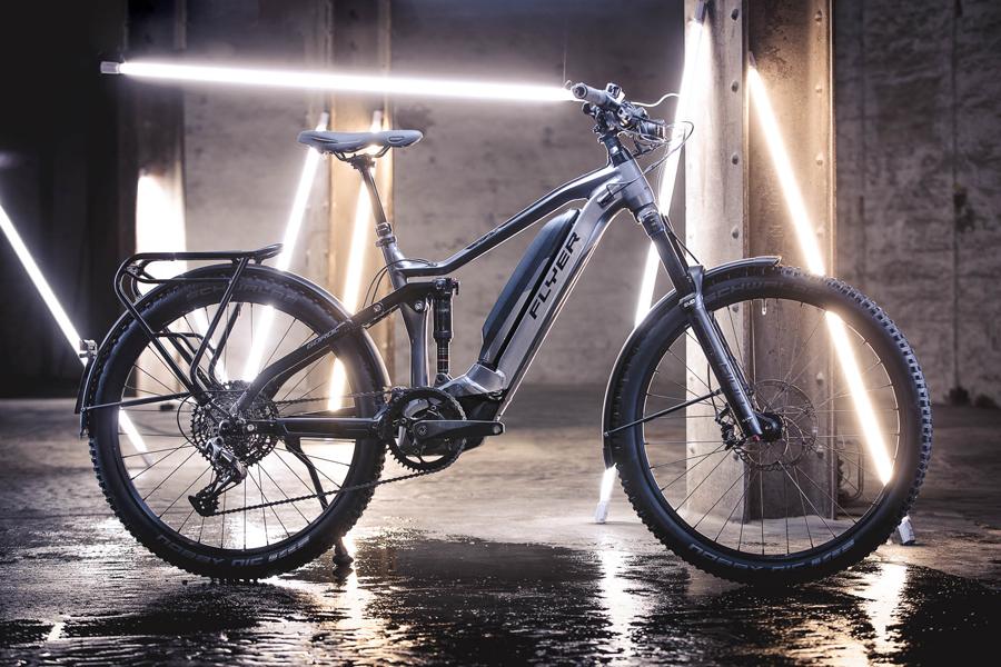 FLYER wint 2020 Design & Innovation Award met zijn sportieve crossover e-bike, GOROC4