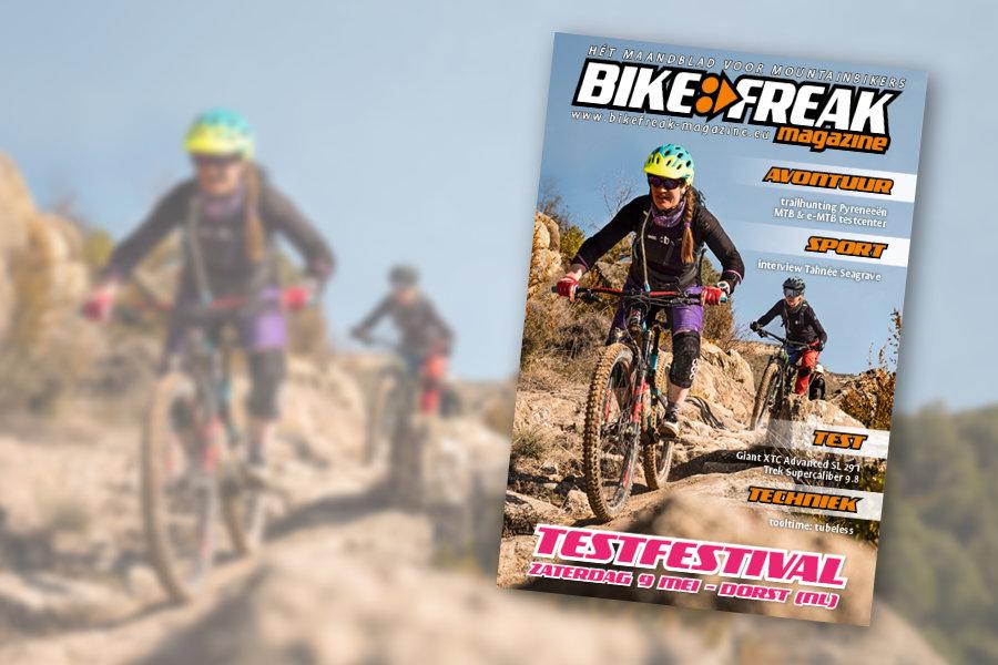 Bikefreak-magazine nr 107 is uit!