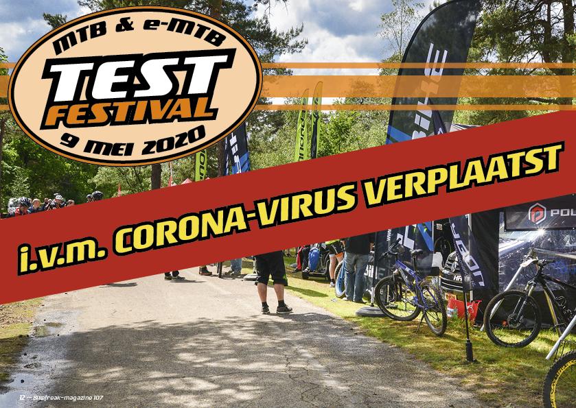 TEST-festival verplaatst