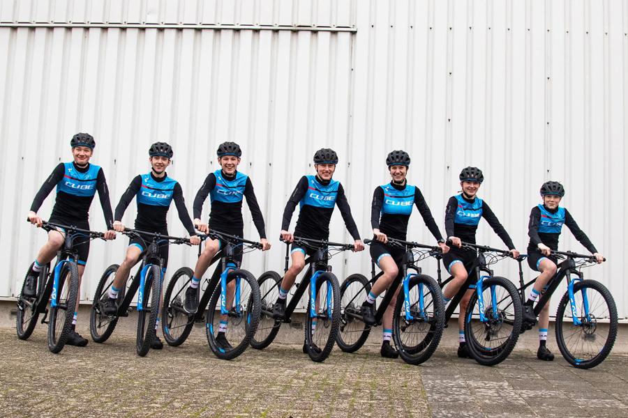 Cube nieuwe sponsor Bassa Biking Team