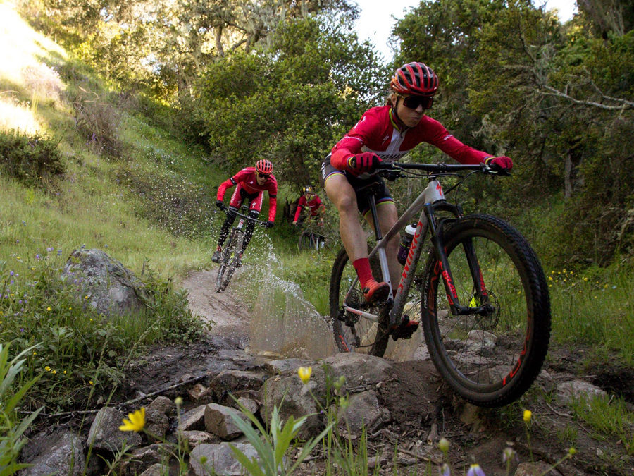 Specialized partner twee MTB-competities
