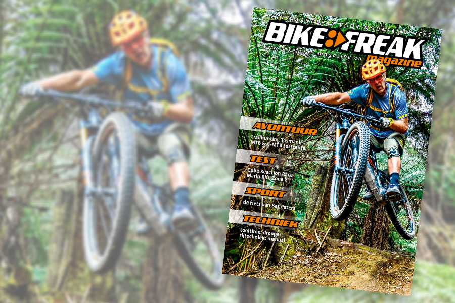 Bikefreak-magazine nummer 108 is uit!