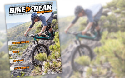 Bikefreak-magazine nummer 110 is uit!