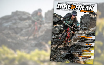Bikefreak-magazine nummer 111 is uit!