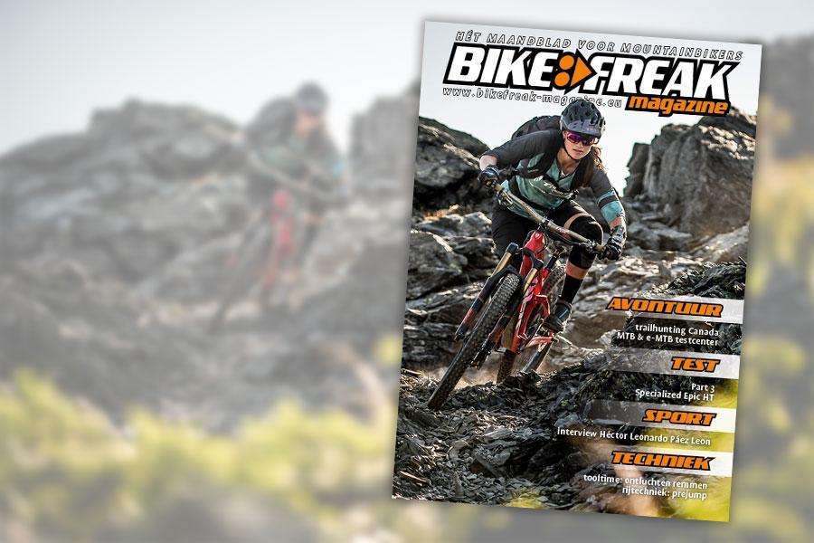 Cover Bikefreak-magazine 111