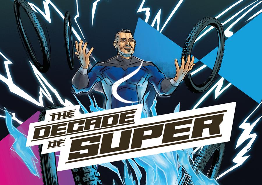The Decade of Super: vijf karkassen die alles veranderen