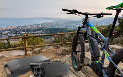Twindis E-bike Vision accu's