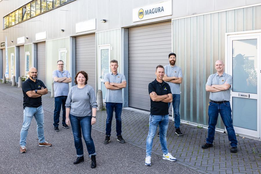 Magura versterkt verkoopactiviteiten in Nederland & België