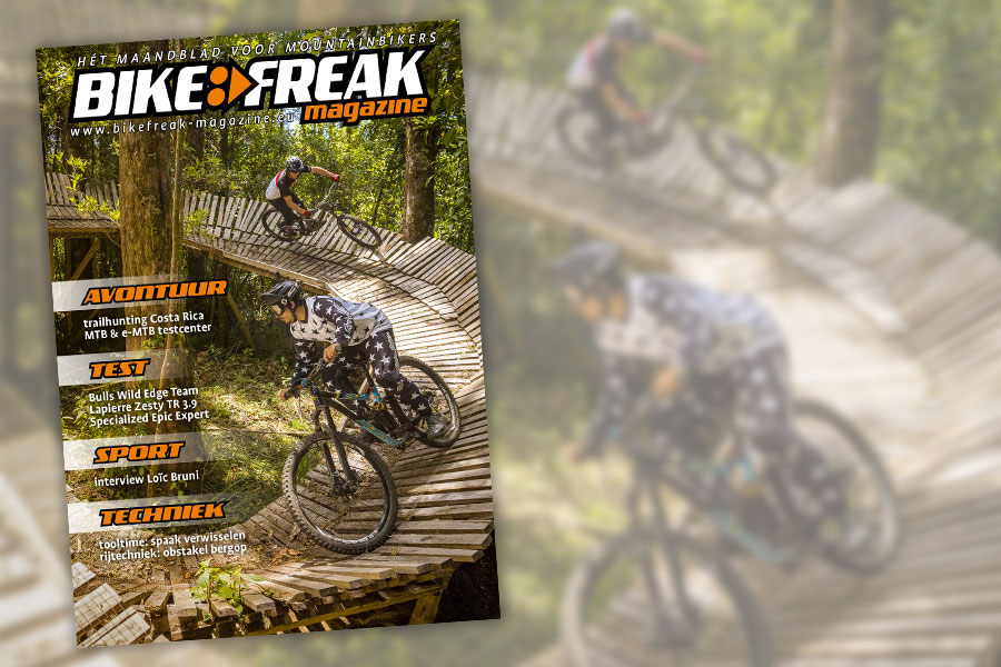 Bikefreak-magazine nummer 113 is uit!
