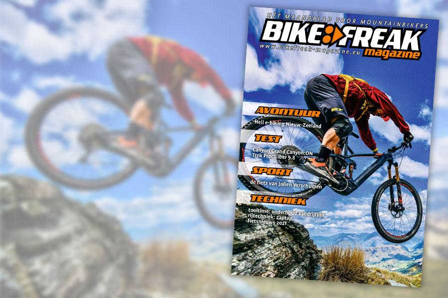 Bikefreak-magazine nummer 114 is uit!