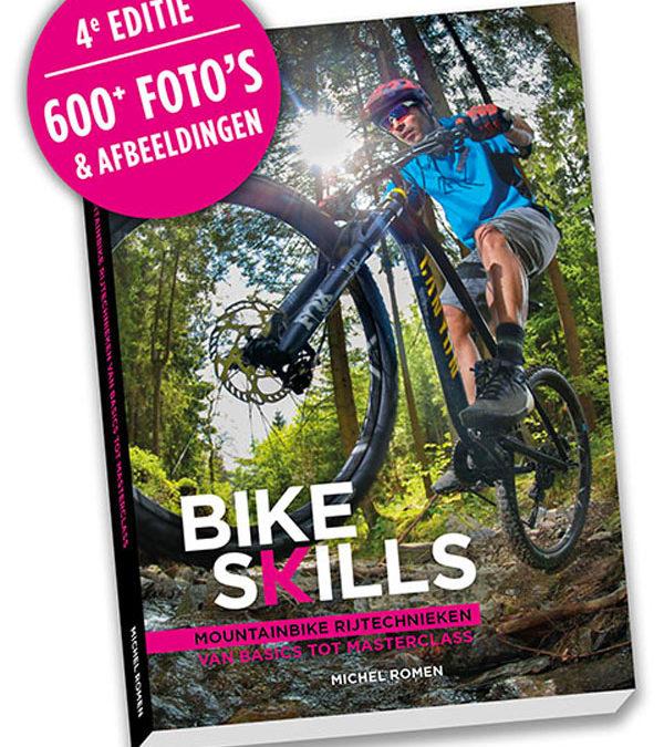 """De nieuwe uitgave van het boek """"Bike Skills – Mountainbike Rijtechnieken van Basics tot Masterclass"""" is uit!"""