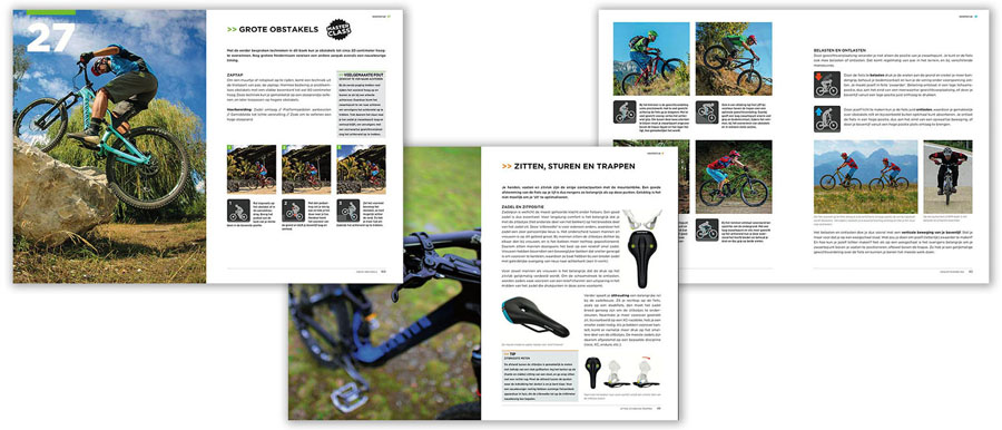 Bike Skills - Mountainbike Rijtechnieken van Basics tot Masterclass