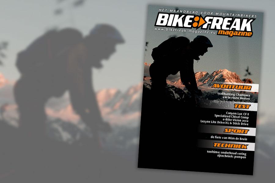 Bikefreak-magazine nummer 116 is uit!